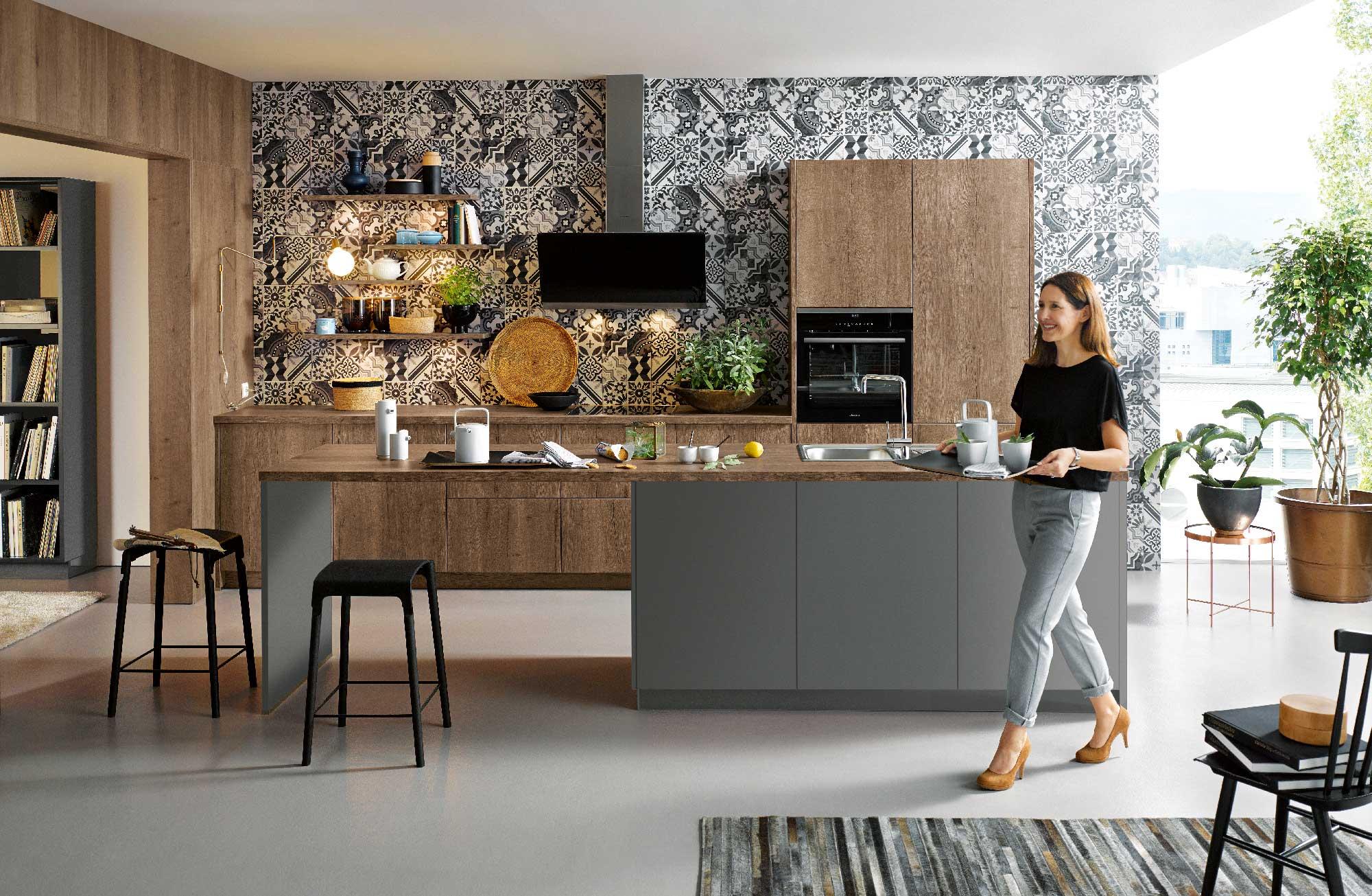 Кухня Cremona от Schuller