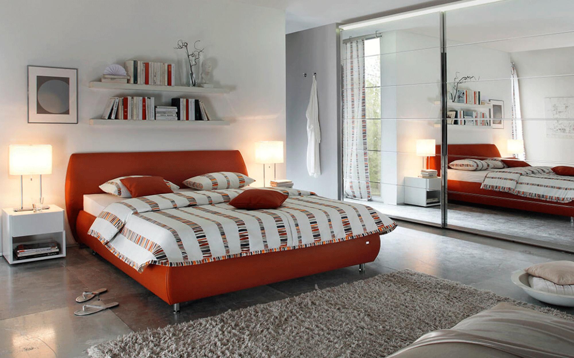 кровать DANIA от Ruf betten