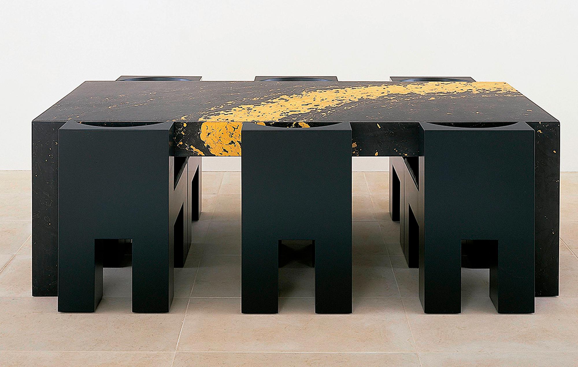 Стол и стул X1 / X2 от Draenert