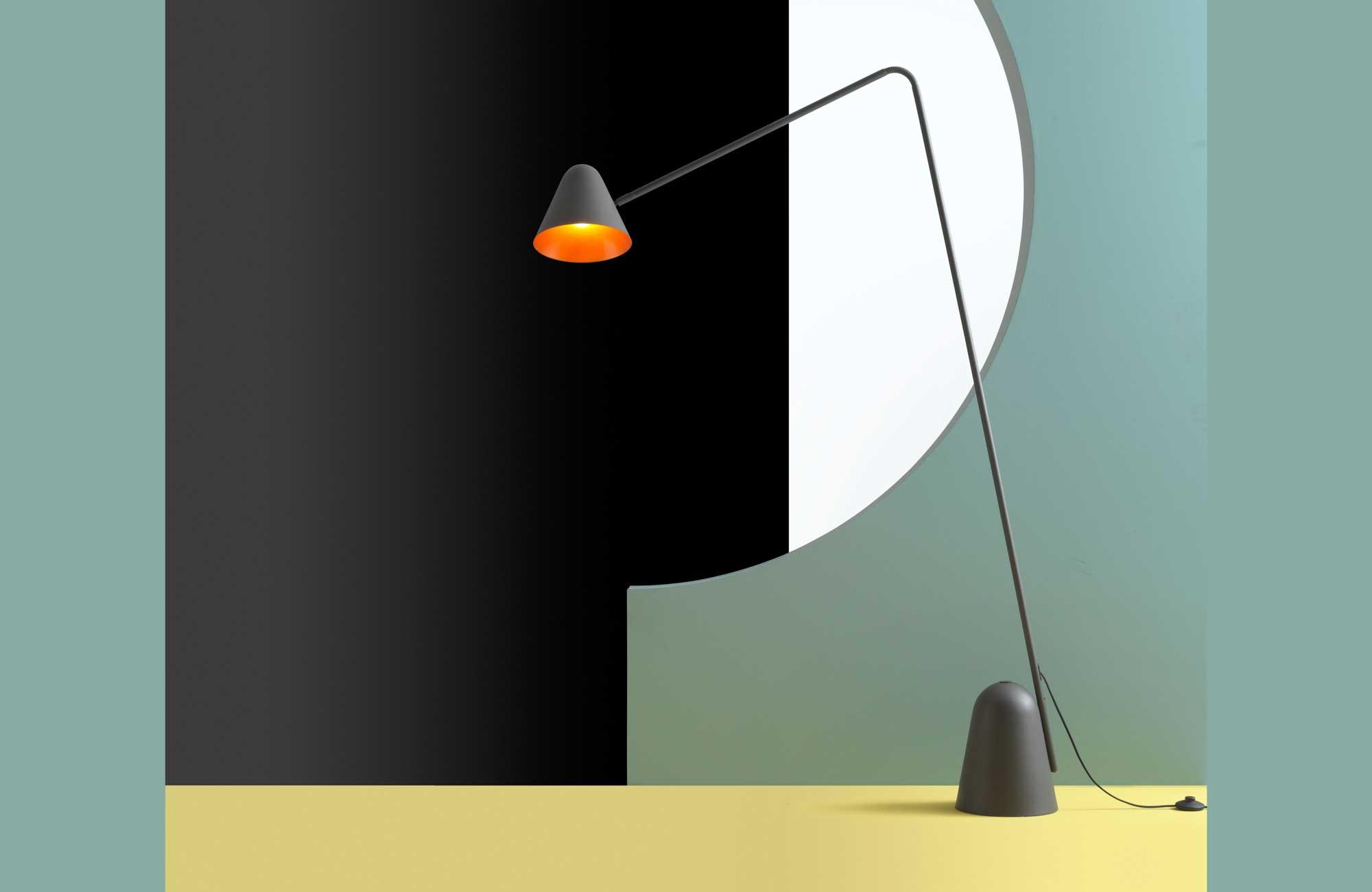Напольная лампа Pylaz от Pode