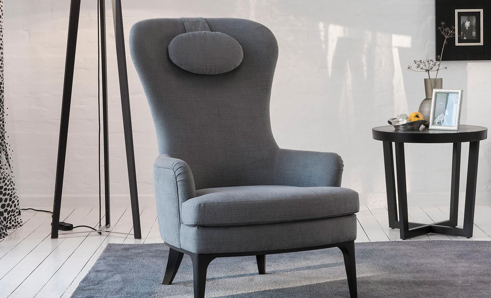 Кресло DANDY от JAB