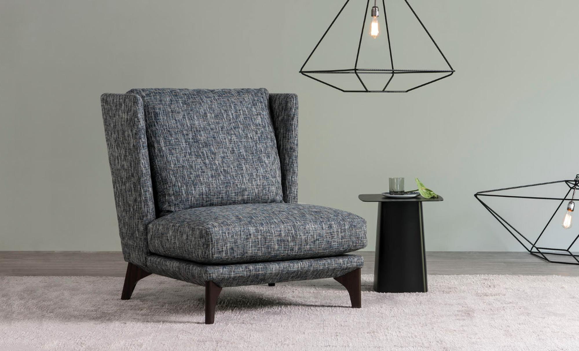Кресло POLO LOUNGE от JAB