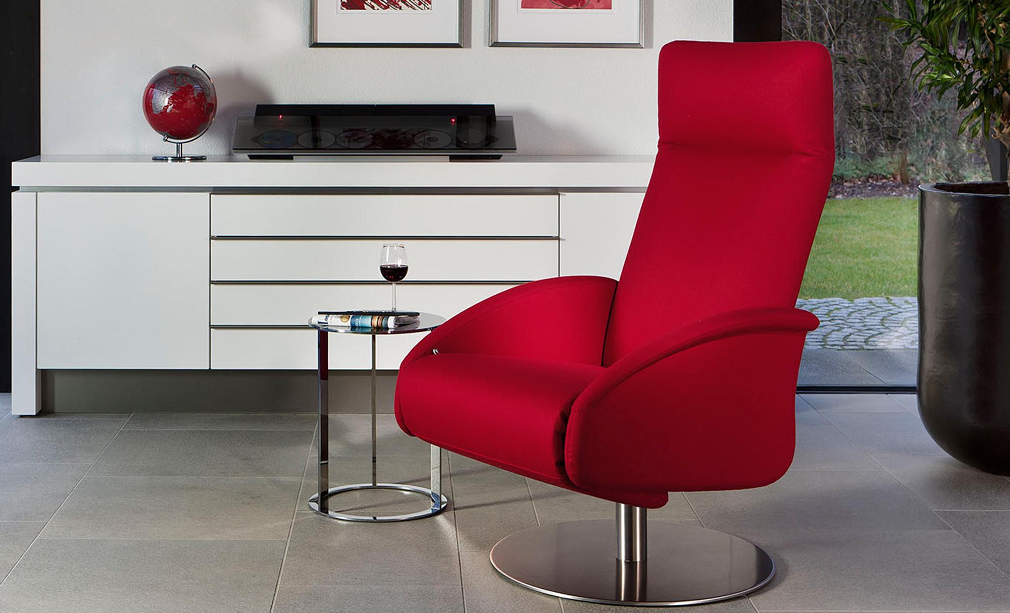 Кресло CLIFF от JAB