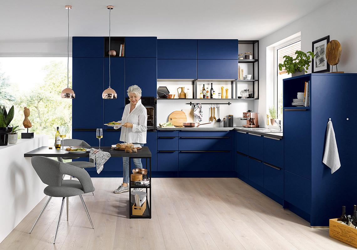 Schüller Кухни для реальной жизни. Сделано в Германии