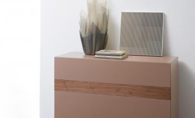 Комод и прикроватная тумбочка Filnox от Caccaro