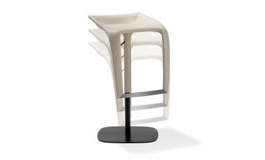Барный стул LEAF от DRAENERT
