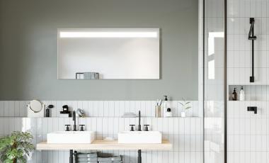 Зеркало B.LIGHT.4 PLUS от Deknudt Mirrors