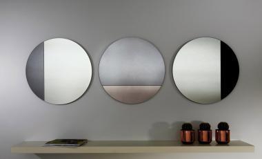 Зеркало Cord от DEKNUDT MIRRORS