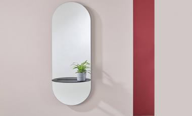 Зеркало LOOP от DEKNUDT MIRRORS