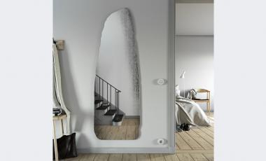 Зеркало ROCCA от DEKNUDT MIRRORS