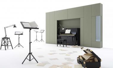 Домашний офис roomy от Caccaro
