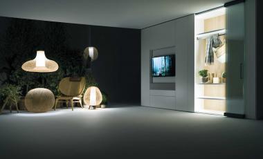 Гардеробная roomy от Caccaro