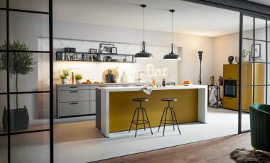Кухня ALBA от SCHÜLLER