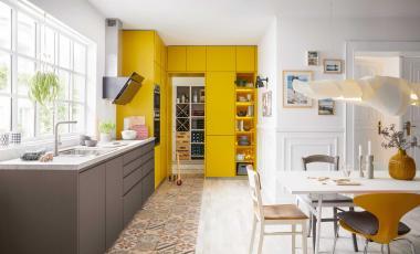 Кухня Schuller Alea matt