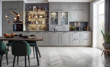 Кухня CLASSIC от Schuller