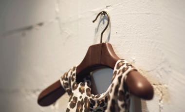 Коллекция Yacht: вешалка для одежды в коже