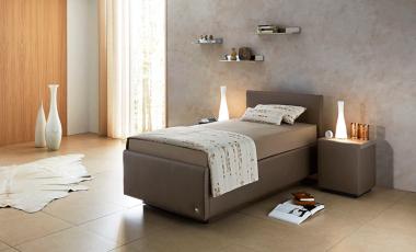 кровать UNO-DUE от Ruf bettenс