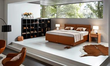 кровать UNO-DUE от Ruf betten