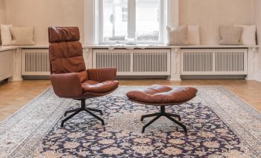 Кресло ARVA-LOUNGE от KFF