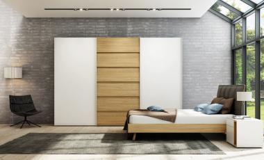 Спальня Hulsta MULTI-FORMA II