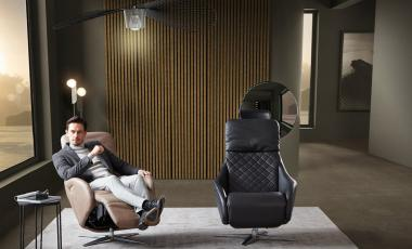 Кресло DANTE от Black Label