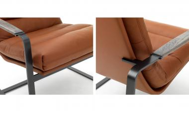 Кресло Indra от Leolux