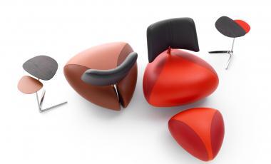 Кресло Pallone от Leolux