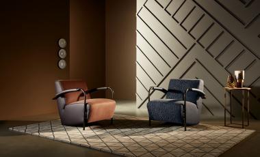 Кресло Scylla от Leolux