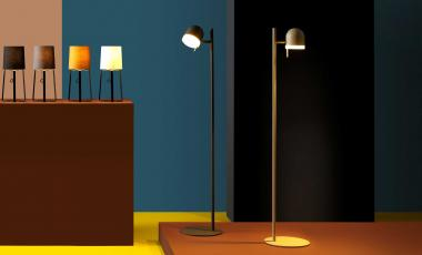 Напольная лампа Pom от Pode
