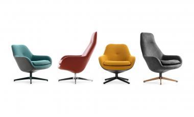 Кресло Sparkle от Pode
