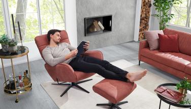 Кресло deXxter от W. Schillig