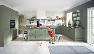 Кухня Canto от Schuller