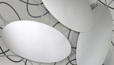 Дизайнерское зеркало Decora