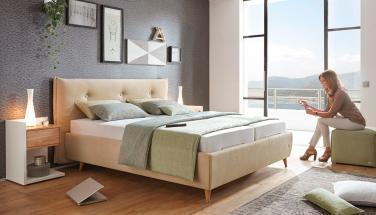 кровать LOFTLINE от Ruf betten
