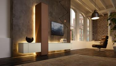 элитная дизайнерская немецкая мебель для гостиной киев German House