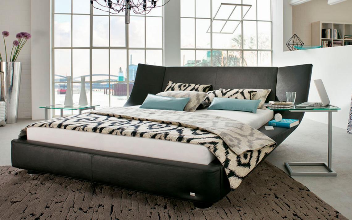 кровать COCOON от Ruf betten